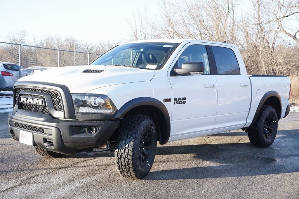 "Ram Rebel Price >> 2018 RAM 1500 REBEL CREW CAB 4X4 5'7 BOX"" in Libertyville, IL 