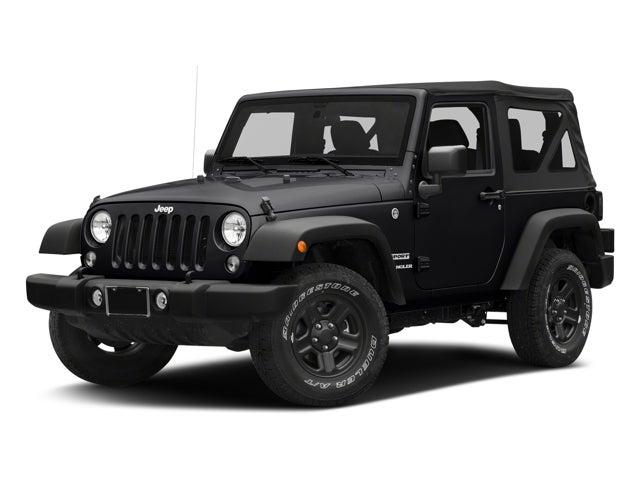 2018 Jeep Wrangler Jk Sport S 4x4 In Libertyville Il Chicago Jeep Wrangler Jk Liberty