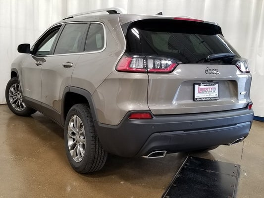 Allstate Customer Care >> 2020 Jeep CHEROKEE LATITUDE PLUS FWD in Libertyville, IL | Chicago Jeep Cherokee | Liberty ...