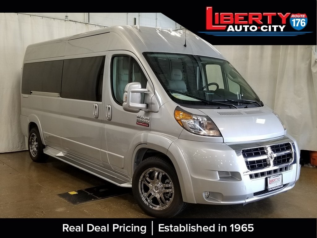 """Allstate Customer Care >> 2018 RAM PROMASTER® 2500 CARGO VAN HIGH ROOF 159 WB"""" in ..."""