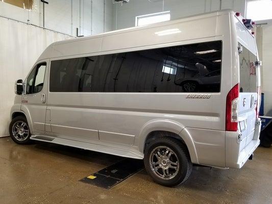 Dodge Promaster Van >> 2018 Ram Promaster 2500 Cargo Van High Roof 159 Wb