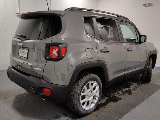 2020 Jeep Renegade Latitude 4x4 In Libertyville  Il