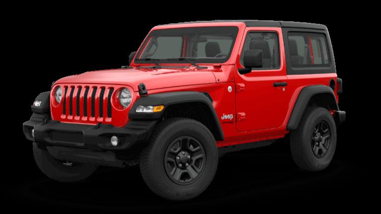 2019 Jeep Wrangler Trim Levels Sport Vs Sahara Vs Rubicon