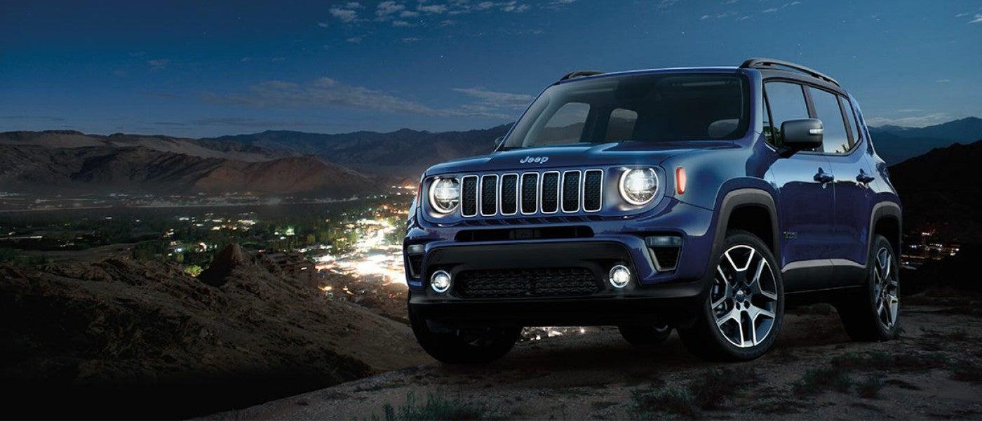 2019 Jeep Renegade Trim Levels Sport Vs Latitude Vs Altitude